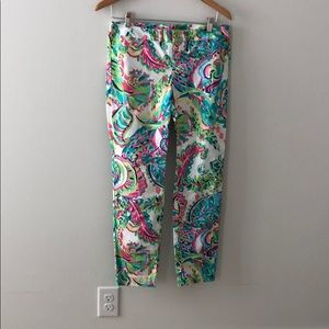 Lilly Pulitzer Kelly Ankle Pant
